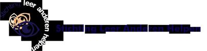 Stichting Leer Anderen Helpen Logo
